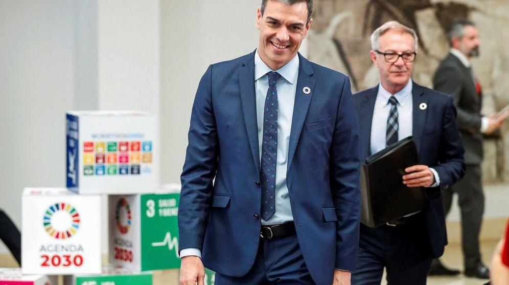 Foto: Pedro Sánchez y José Guirao, el pasado mes de marzo. (EFE)