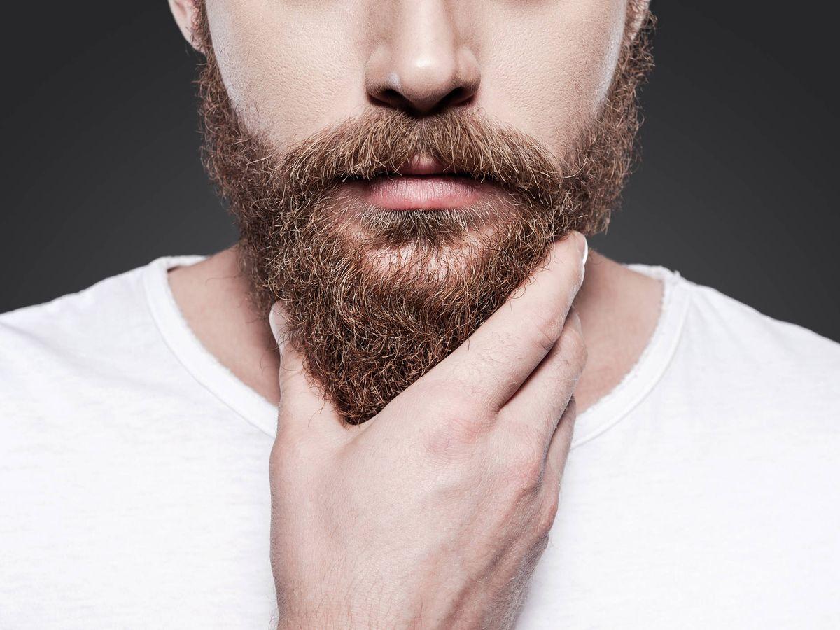 Foto: Limpiarse bien la barba es muy importante. (iStock)