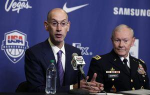 ¿NBA en Europa? Aún está lejos, pero su destino es expandirse, dice Adam Silver