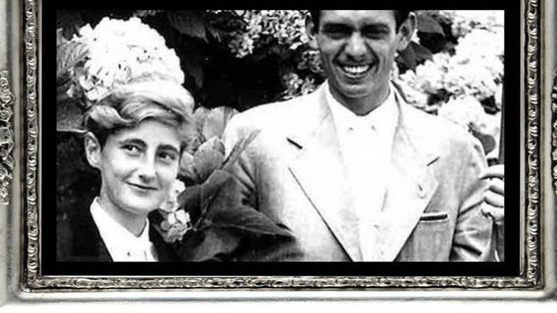 La duquesa roja y su marido en un fotomontaje de Vanitatis.