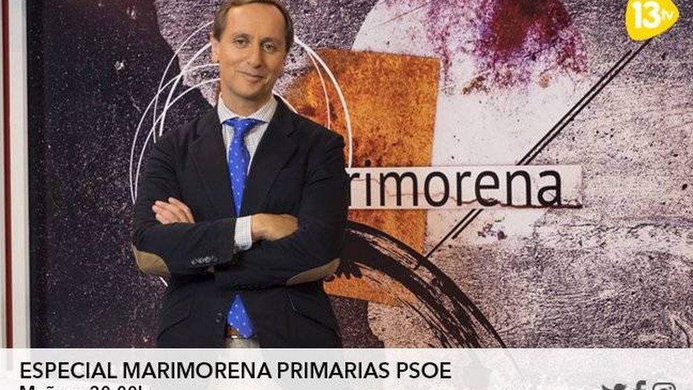 Carlos Cuesta, en la cuerda floja: 13TV se plantea suspender 'La marimorena'