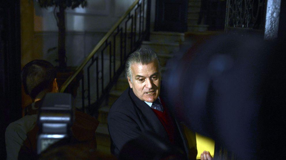 El juez fija 1,2 millones de euros de fianza al PP por los 'papeles de Bárcenas'