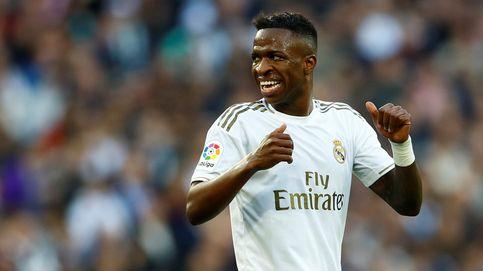 El lío de Vinicius en el gol del Real Madrid y el penalti no señalado a Morata en el derbi