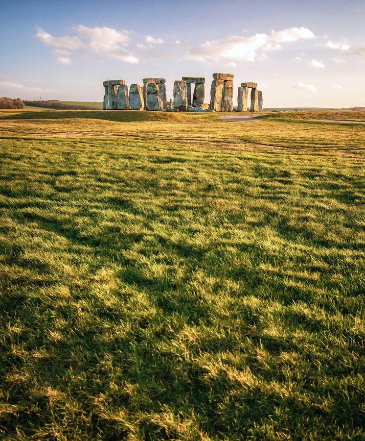 Foto: Stonehenge. (Unsplash)