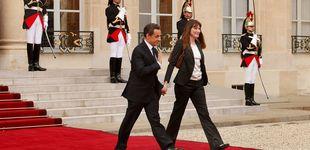 Post de Sarkozy y Carla Bruni, las fotos no engañan: las burlas que podrían haber evitado