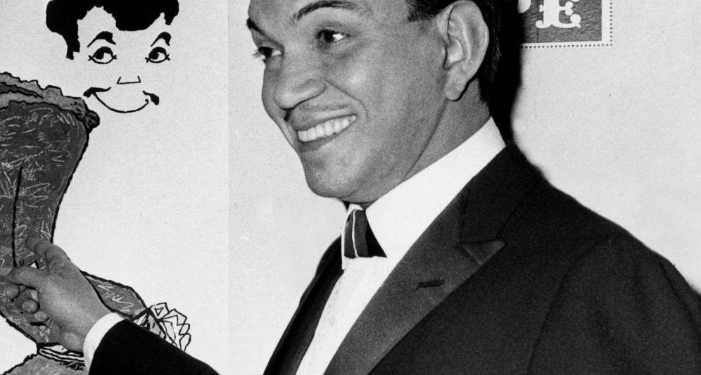 Foto: Mario Moreno, Cantinflas, en una imagen de archivo. (Getty)