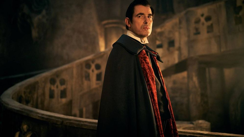 Foto: 'Drácula'. (Netflix)