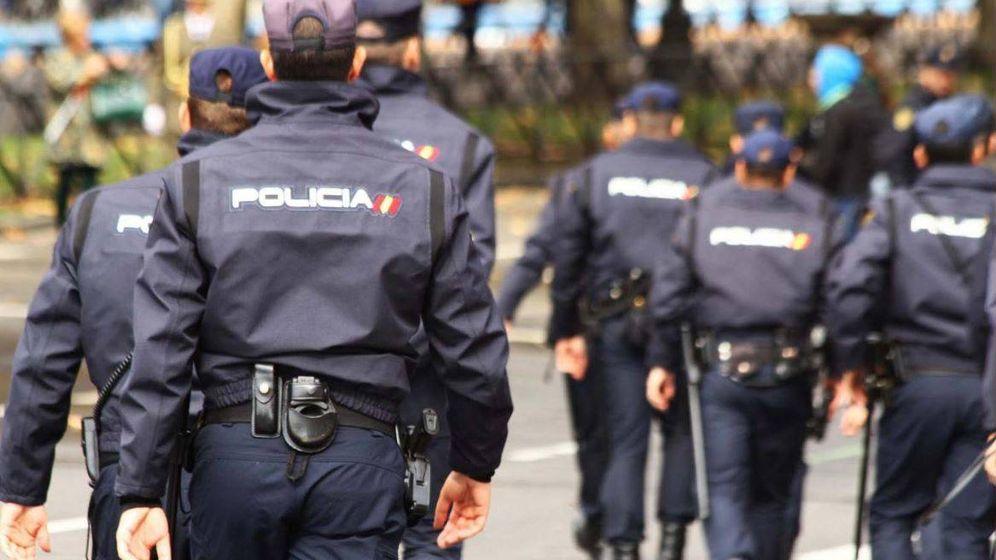 Foto: Detienen a dos hombres como presuntos autores de la muerte de un turista británico en Tenerife. (Policía Nacional)