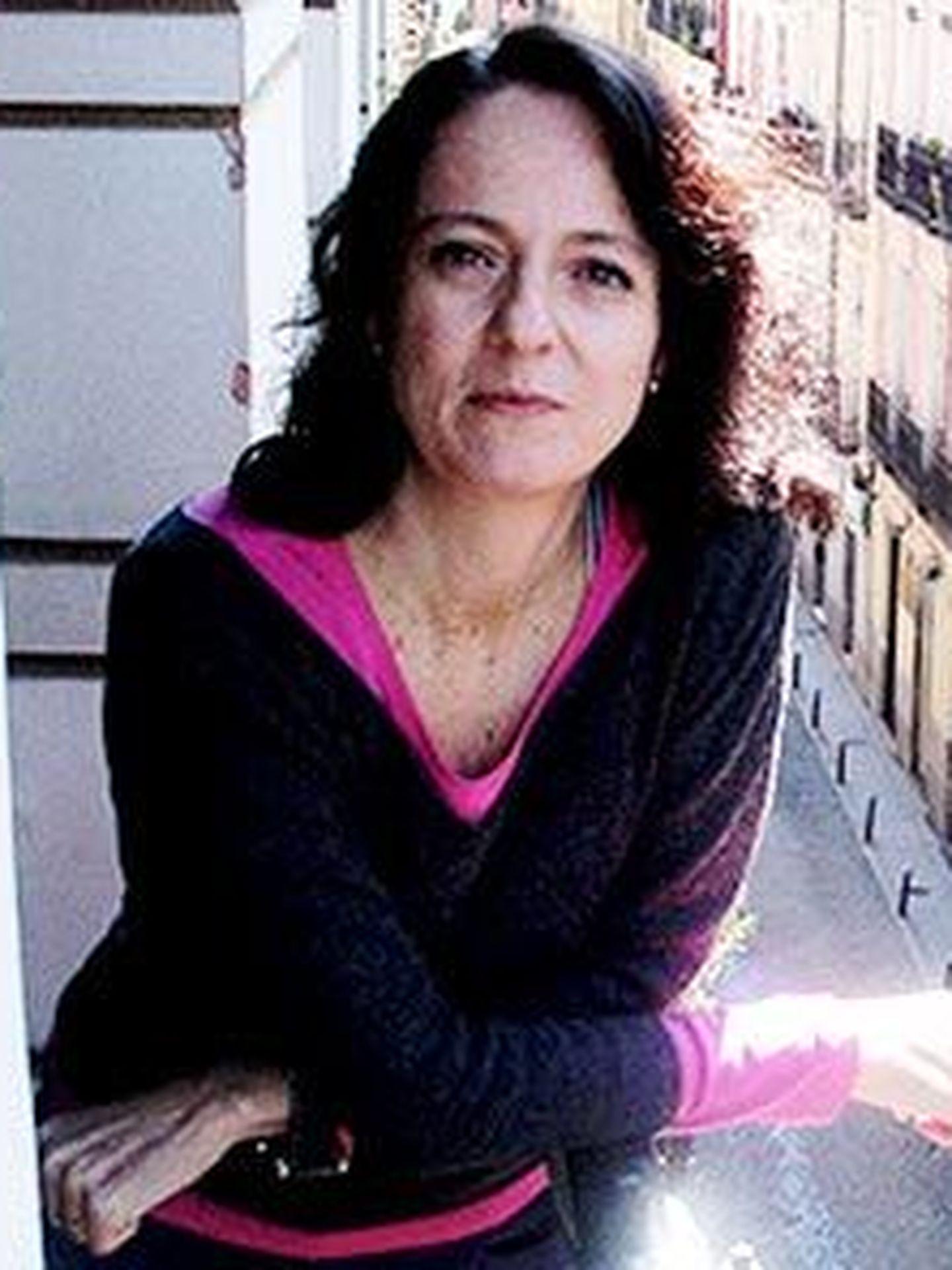 Marta Sanz, autora de 'Daniela Astor y la caja negra'