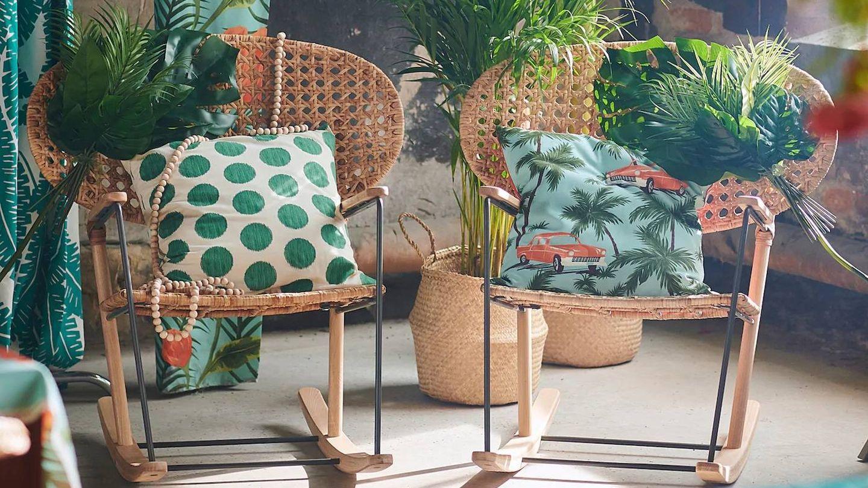 Añade confort a tu casa llenándola de cojines de Ikea. (Cortesía)