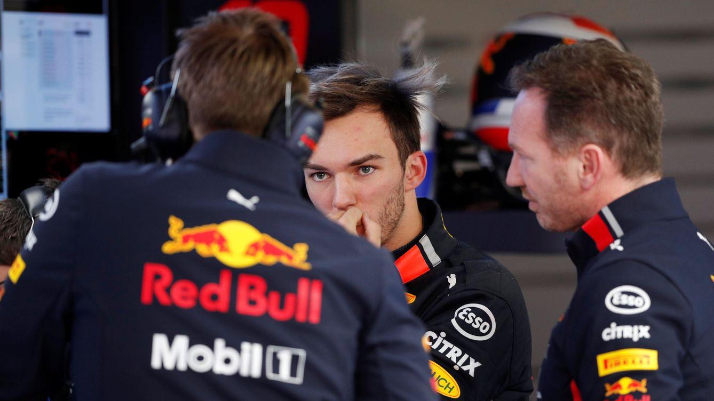 Por qué Red Bull sacó el hacha con Gasly y el 'marrón' que tienen para 2020