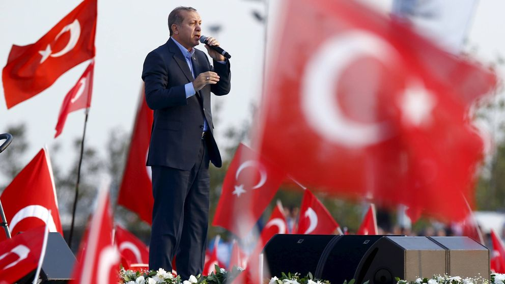 Turquía pone contra las cuerdas a la prensa: o con Erdogan o tras las rejas