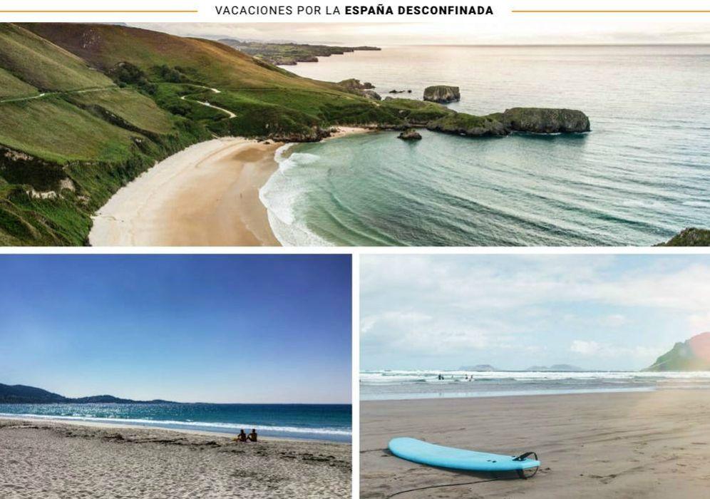 Foto: 11 playas españolas que no te puedes perder (iStock)