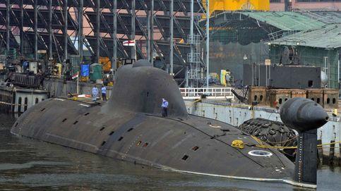 Cuando el submarino estrella de la India se dañó... por una escotilla abierta
