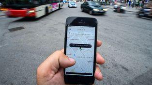 Lo siento amigos taxistas, pero Uber lo está haciendo mucho mejor