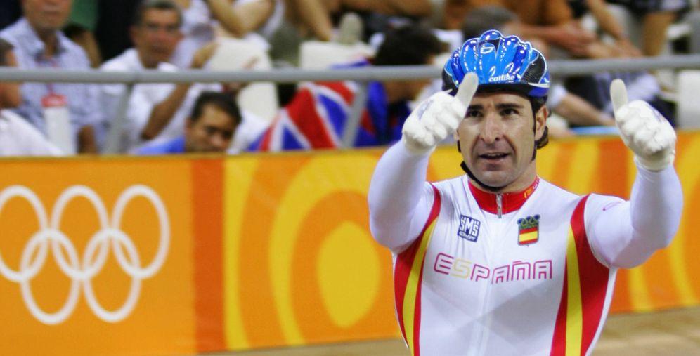 Foto: En la imagen, el ciclista español José Antonio Escuredo (Reuters)