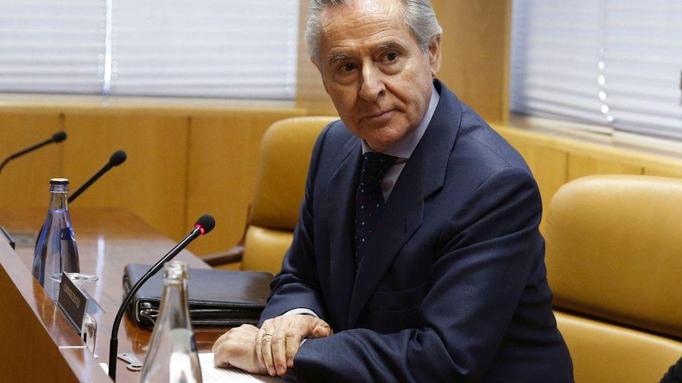 Foto: Miguel Blesa, expresidente de Caja Madrid.