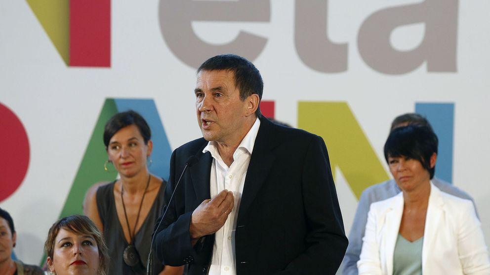 Otegi ignora a la Junta Electoral y seguirá liderando a EH Bildu