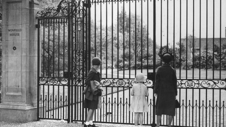 Winfield House, en los años 30. (Getty)