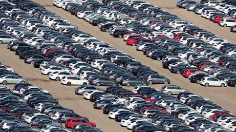 37 campos de coches: los cementerios del 'dieselgate'
