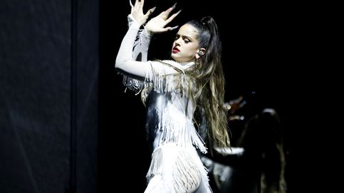 Rosalía se marca un Penélope Cruz en 'Volver' y defiende sus uñas