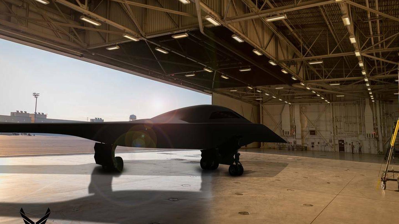 Otro render fantasioso del desconocido B-21