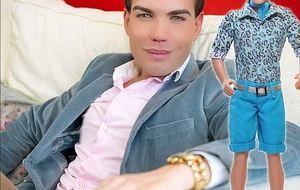 El Ken humano se gasta 230.000 euros en cirugía para parecerse al novio de Barbie