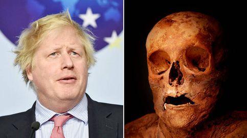 Identificada una momia del siglo XVIII... que es una antepasada de Boris Johnson