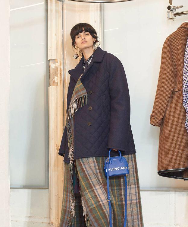 Foto: Balenciaga te anima a saltarte las reglas fashion. (Cortesía)