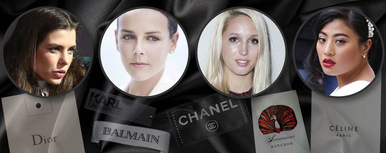 Foto: Carlota Casiraghi, Pauline Ducruet, María Olimpia de Grecia o la princesa Sirivannavari de Tailandia se han convertido en 'fashion insiders' (Vanitatis)