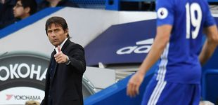 Post de El vestuario del Chelsea no aguanta a Conte y Diego Costa ya lo destapó