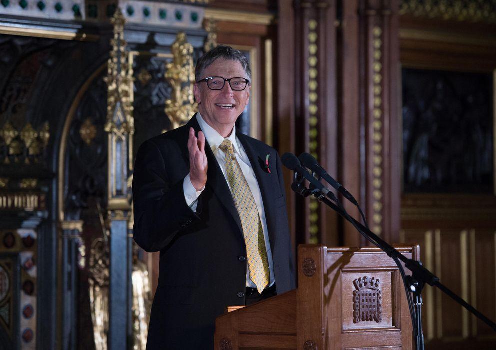 Foto: El cofundador de Microsoft, Bill Gates (EFE)