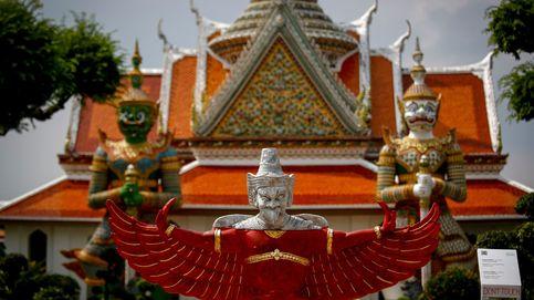 Descubren que estaba viva justo antes de ser incinerada en pleno funeral en Bangkok