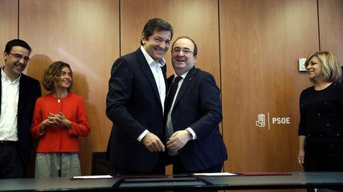 Acuerdo PSOE-PSC: de la necesidad, virtud
