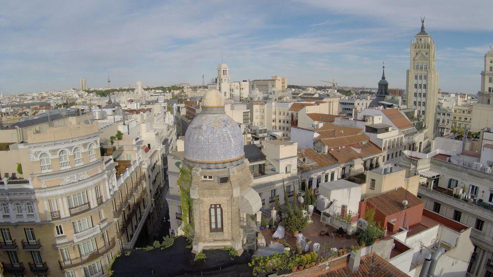 Foto: El Torreón, una de las 'terrazas de autor' de Madrid