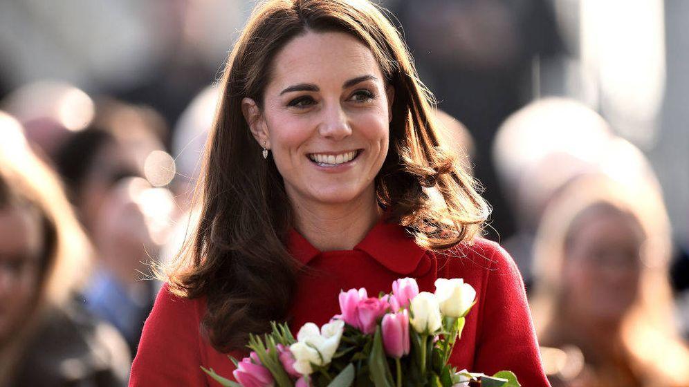 Foto: Kate Middleton en una imagen de archivo. (Getty)