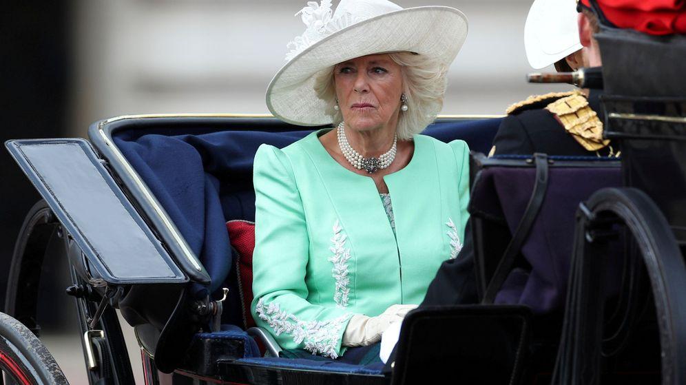Foto: La duquesa de Cornualles en una imagen de archivo. (Reuters)