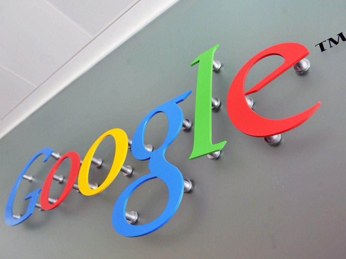 Foto: Logo de Google. (EFE)