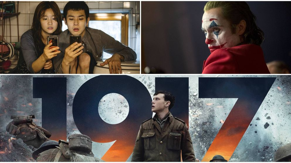 De 'Parásitos' a '1917': dónde ver las películas de los Premios Oscar
