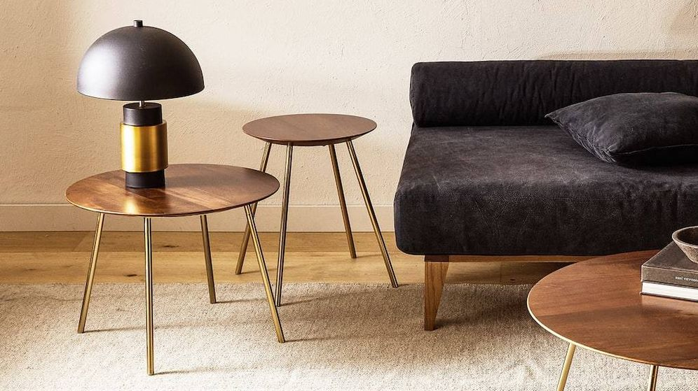 Foto: Dale un giro estiloso a tu salón con estas compras de Zara Home. (Cortesía)