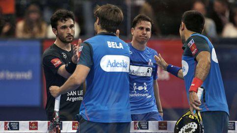 Paquito Navarro y Sanyo Gutiérrez dan la campanada en Valencia ante Bela y Lima