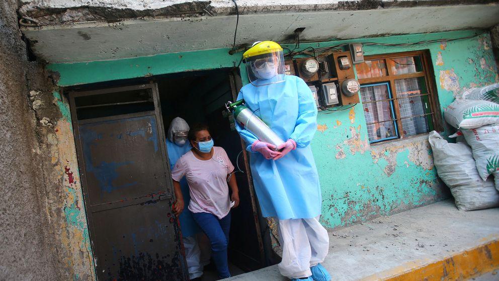 México registra la mayor cifra de fallecidos por covid-19 en un solo día con 424 muertes