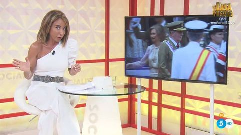 María Patiño saca las garras por Terelu Campos y reivindica su carrera televisiva