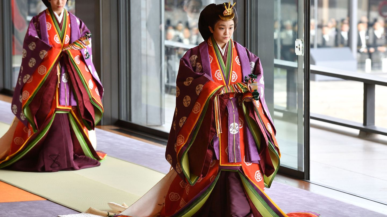 La princesa Mako. (Reuters)