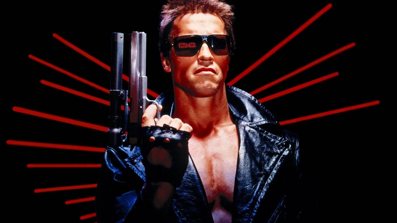 Arnold Schwarzenegger en la piel de 'Terminator'.