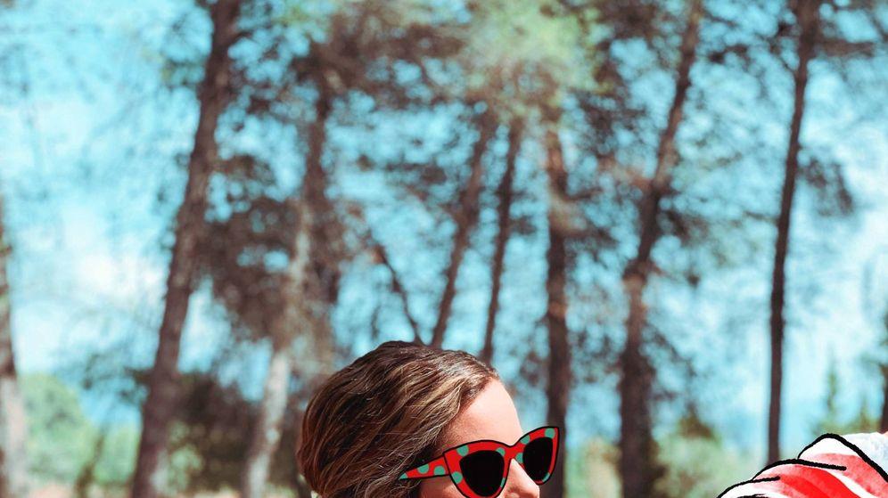 Foto: Beca Jover, retratista favorita de los famosos. (Cortesía)
