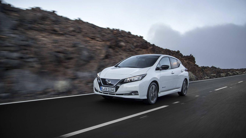 Nissan Leaf, el coche eléctrico más vendido en Europa desde 2010