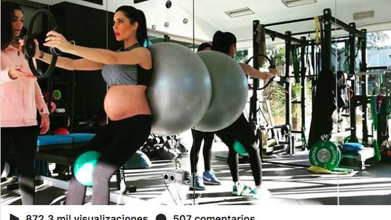 Pilar Rubio. (Instagram)
