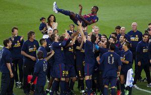 Abidal anunciará su retirada para trabajar en la cantera del Barcelona