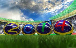 Las mejores 'apps' para seguir de cerca el Mundial de Brasil 2014